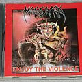 Massacra - Enjoy the violence - orig.Firstpress - CD
