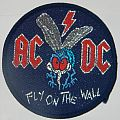 AC/DC - Fly on the wall - Round patch