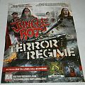 Jungle Rot - Terror regime - Promo poster