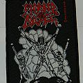 Morbid Angel - Thy kingdom come - Woven patch