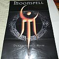 Moonspell - Darkness and hope - Promo poster