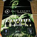 Arch Enemy - Burning bridges - Promo poster