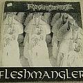 Regurgitate - Tape / Vinyl / CD / Recording etc - Regurgitate/ Intestinal Infection - Fleshmangler - Single