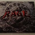 Rage - Carved in stone - Digipack
