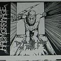 Haemorrhage - Tape / Vinyl / CD / Recording etc - Haemorrhage / Gonkulator - Split Single