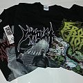 Immolation / Broken Hope - Tour-package Shirts