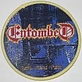Entombed - Left hand path - Round woven patch