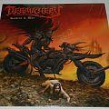 Debauchery - Rockers & war - LP