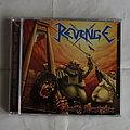 Revenge - Tape / Vinyl / CD / Recording etc - Revenge - Death sentence - CD