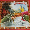 Helloween - Keeper of the seven keys pt.2 - orig.Firstpress - LP