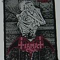 Tiamat - The astral sleep - Woven patch
