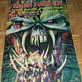 Iron Maiden - The final frontier World Tour - Flag (SUPER Size)