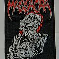 Massacra - Beerdrinker - Embroidered patch