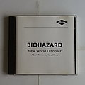 Biohazard - New world disorder - Promo CD Tape / Vinyl / CD / Recording etc