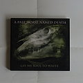 A Pale Horse Named Death - Lay my soul to waste - Digipack CD