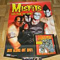 The Misfits - Cuts from the crypt - Promo poster