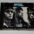 Rage - Secrets in a weird world - orig.Firstpress CD