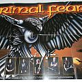 Primal Fear - Jaws of death - Promo poster