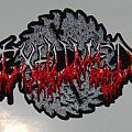 Exhumed - Logo - Embroidered Patch