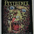 Pestilence - Consuming impulse - Woven patch