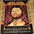 Sepultura - Roots - Promo poster