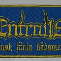 Entrails - Logo - Embroidered patch