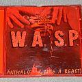 W.A.S.P.  - Animal (F**k like a beast) - CD Re-release 1990
