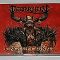 Debauchery - Kings of carnage - lim.edit.Digipack