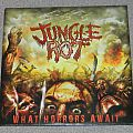 Jungle Rot - What horror awaits - Promo CD