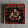 Aborted - Christ Denied - Split CD