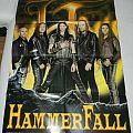 Hammerfall - Promo poster