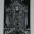 Grotesque - Inverted cross/Church - Woven patch