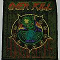 Overkill - Horrorscope - Woven Patch