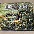 Bolt Thrower - Honour - valour - pride - lim.edit.Digipack