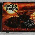 Rocka Rollas - The war of steel has begun - CD