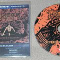 Demigod - Slumber of sullen eyes - re-release Promo CD