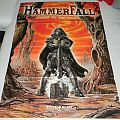 Hammerfall - Glory to the brave - Promo poster