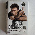 Bruce Dickinson - What does this button do? - Book