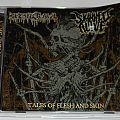 Fleshcrawl / Skinned Alive - Tales of flesh and skin - CD
