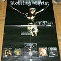 Rotting Christ - Khronos - Promo poster