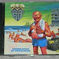 Evildead - Annihilation of civilization - orig.Firstpress - CD