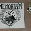 Memoriam - Tape / Vinyl / CD / Recording etc - Memoriam - The hellfire demos II - Single