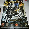 Hammerfall - Renegade - Promo poster