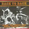 Ryker's - Tape / Vinyl / CD / Recording etc - Back in Back - 6 Way Split Rykers/Slapshot - Single