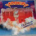 Krokus - Change of address - orig.Firstpress LP