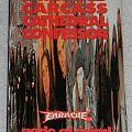 Carcass - Tape / Vinyl / CD / Recording etc - Gods of Grind - 4 way Split-tape