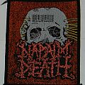Napalm Death - Woven Patch