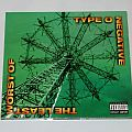 Type O Negative - The least worst of - Digipack CD