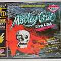 Mötley Crüe - Live USA - Double-CD