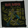 Iron Maiden - Piece of mind - Woven patch